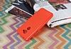 Vodafone Smart V8 Kırmızı Silikon Kılıf - Resim 2
