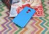 Vodafone Smart V8 Mavi Silikon Kılıf - Resim 1
