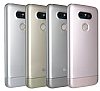 Voia Duo Series LG G5 Rose Gold Rubber K�l�f - Resim: 2