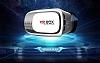 VR BOX Samsung Galaxy S8 Bluetooth Kontrol Kumandalı 3D Sanal Gerçeklik Gözlüğü - Resim 6