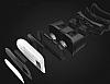 VR BOX Huawei P10 Bluetooth Kontrol Kumandalı 3D Sanal Gerçeklik Gözlüğü - Resim 1