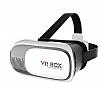 VR BOX iPhone 6 Plus / 6S Plus Bluetooth Kontrol Kumandalı 3D Sanal Gerçeklik Gözlüğü - Resim 2