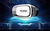 VR BOX Sony Xperia XA1 Bluetooth Kontrol Kumandalı 3D Sanal Gerçeklik Gözlüğü - Resim 9