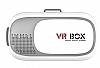 VR BOX Sony Xperia XZs Bluetooth Kontrol Kumandalı 3D Sanal Gerçeklik Gözlüğü - Resim 2