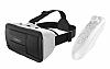 VR Shinecon Bluetooth Kumandalı Sanal Gerçeklik Gözlüğü