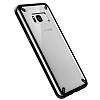 VRS Design Crsytal MIXX Samsung Galaxy S8 Plus Siyah Kılıf - Resim 2