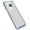 VRS Design Crystal Bumper Samsung Galaxy S8 Blue Coral Kılıf - Resim 4