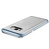 VRS Design Crystal Bumper Samsung Galaxy S8 Blue Coral Kılıf - Resim 1