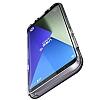 VRS Design Crystal Bumper Samsung Galaxy S8 Orchid Grey Kılıf - Resim 2