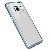 VRS Design Crystal Bumper Samsung Galaxy S8 Plus Blue Corel Kılıf - Resim 4