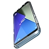 VRS Design Crystal Bumper Samsung Galaxy S8 Plus Blue Corel Kılıf - Resim 3