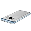VRS Design Crystal Bumper Samsung Galaxy S8 Plus Blue Corel Kılıf - Resim 1