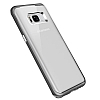 VRS Design Crystal Bumper Samsung Galaxy S8 Plus Dark Silver Kılıf - Resim 4
