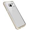 VRS Design Crystal Bumper Samsung Galaxy S8 Shine Gold Kılıf - Resim 1