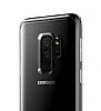 VRS Design Crystal Bumper Samsung Galaxy S9 Plus Steel Silver Kılıf - Resim 1
