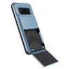 VRS Design Damda Folder Samsung Galaxy S8 Blue Coral Kılıf - Resim 1