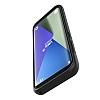 VRS Design Damda Folder Samsung Galaxy S8 Dark Silver Kılıf - Resim 1