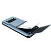 VRS Design Damda Folder Samsung Galaxy S8 Blue Coral Kılıf - Resim 2