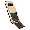 VRS Design Damda Folder Samsung Galaxy S8 Shine Gold Kılıf - Resim 1