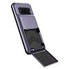 VRS Design Damda Folder Samsung Galaxy S8 Plus Orchid Grey Kılıf - Resim 1