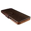 VRS Design Dandy Layered Leather Samsung Galaxy S8 Kahverengi Kılıf - Resim 3