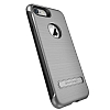 VRS Design Duo Guard iPhone 7 Steel Silver Kılıf - Resim: 4