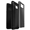 VRS Design Hard Drop Waved Samsung Galaxy S8 Dark Silver Kılıf - Resim 1