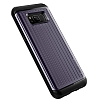 VRS Design Hard Drop Waved Samsung Galaxy S8 Orchid Grey Kılıf - Resim 1