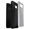 VRS Design Hard Drop Waved Samsung Galaxy S8 Light Silver Kılıf - Resim 4