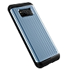 VRS Design Hard Drop Waved Samsung Galaxy S8 Blue Coral Kılıf - Resim 1