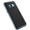 VRS Design High Pro Shield Samsung Galaxy S8 Blue Coral Kılıf - Resim: 1