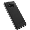 VRS Design High Pro Shield Samsung Galaxy S8 Dark Silver Kılıf - Resim 1