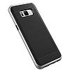 VRS Design High Pro Shield Samsung Galaxy S8 Light Silver Kılıf - Resim 1