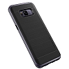 VRS Design High Pro Shield Samsung Galaxy S8 Orchid Grey Kılıf - Resim 1