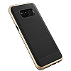 VRS Design High Pro Shield Samsung Galaxy S8 Plus Shine Gold Kılıf - Resim: 1