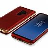 VRS Design New High Pro Shield Samsung Galaxy S9 Plus Kırmızı Kılıf - Resim 1