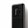 VRS Design New High Pro Shield Samsung Galaxy S9 Plus Metal Black Kılıf - Resim 1