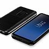 VRS Design New High Pro Shield Samsung Galaxy S9 Plus Metal Black Kılıf - Resim 2