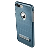 VRS Design Simpli Lite iPhone 7 Plus Steel Blue Kılıf - Resim: 2