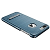 VRS Design Simpli Lite iPhone 7 Plus Steel Blue Kılıf - Resim: 4