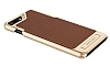 VRS Design Simpli Mod iPhone 7 Plus Kahverengi Kılıf - Resim 3