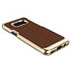 VRS Design Simpli Mod Samsung Galaxy S8 Kahverengi Kılıf - Resim 3