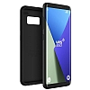 VRS Design Single Fit Samsung Galaxy S8 Siyah Kılıf - Resim 3