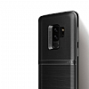 VRS Design Single Fit Samsung Galaxy S9 Plus Siyah Kılıf - Resim 5