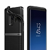 VRS Design Single Fit Samsung Galaxy S9 Siyah Kılıf - Resim 5