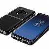VRS Design Single Fit Samsung Galaxy S9 Siyah Kılıf - Resim 4