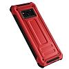 VRS Design Terra Guard Samsung Galaxy S8 Crimson Red Kılıf - Resim 4