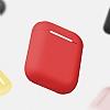 Wiwu iGlove Macaron AirPods / AirPods 2 Silikon Kılıf Seti - Resim 3