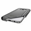 X-Doria Clear Samsung Galaxy S8 Ultra Koruma Beyaz Kılıf - Resim 1