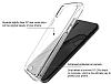 X-Doria Clearvue iPhone X Şeffaf Siyah Silikon Kılıf - Resim 2